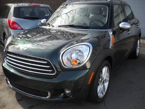 2011 MINI Cooper Countryman for sale at Best Wheels Imports in Johnston RI