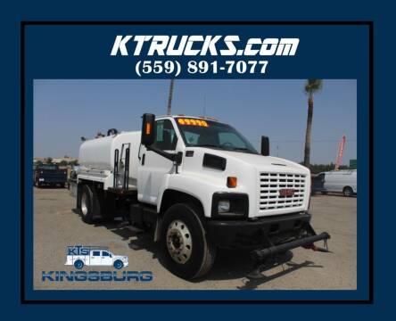 2007 GMC C7500 for sale at Kingsburg Truck Center in Kingsburg CA