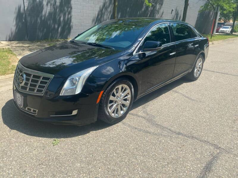 2014 Cadillac XTS Pro for sale at Averys Auto Group in Lapeer MI