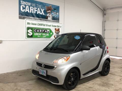 2014 Smart fortwo for sale at McMinnville Auto Sales LLC in Mcminnville OR