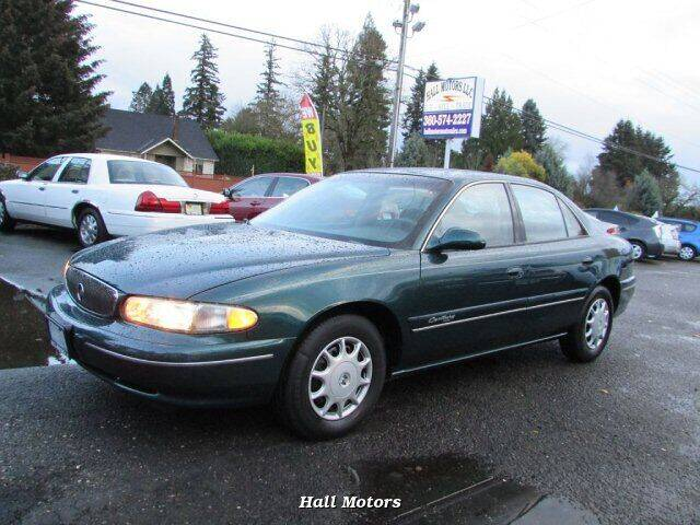 1998 Buick Century for sale at Hall Motors LLC in Vancouver WA