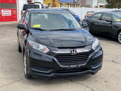 2016 Honda HR-V for sale at Milford Automall Sales and Service in Bellingham MA