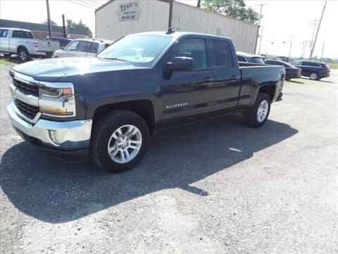 2017 Chevrolet Silverado 1500 for sale at Terrys Auto Sales in Somerset PA