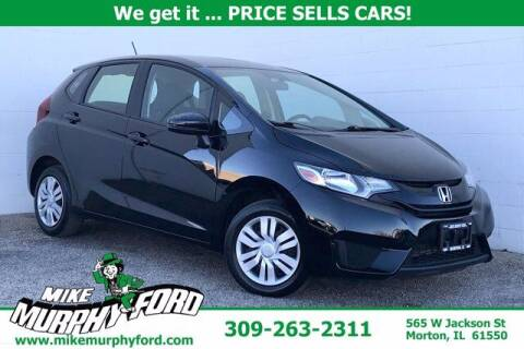 2017 Honda Fit for sale at Mike Murphy Ford in Morton IL