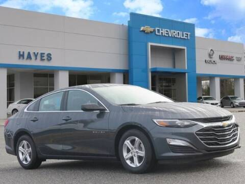 2021 Chevrolet Malibu for sale at HAYES CHEVROLET Buick GMC Cadillac Inc in Alto GA