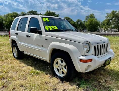 2003 Jeep Liberty for sale at Island Auto Express in Grand Island NE