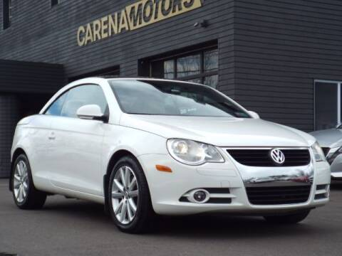 2008 Volkswagen Eos for sale at Carena Motors in Twinsburg OH