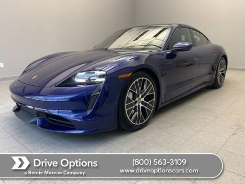 2020 Porsche Taycan for sale at Drive Options in North Olmsted OH