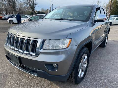 2012 Jeep Grand Cherokee for sale at Atlantic Auto Sales in Garner NC