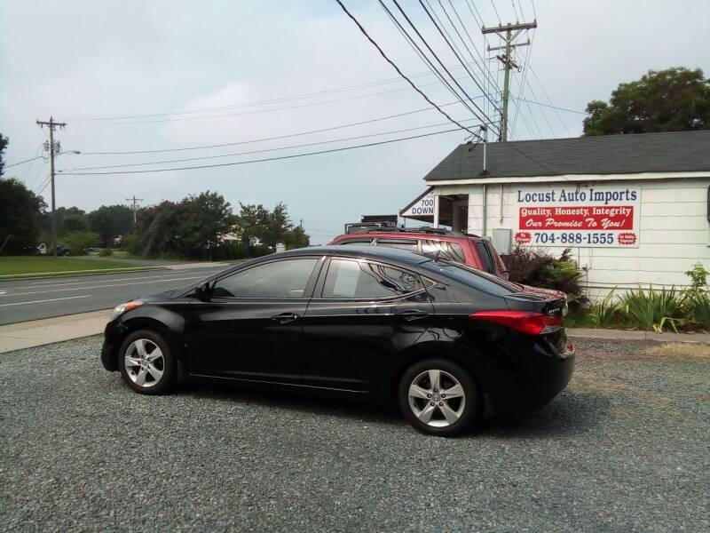 2013 Hyundai Elantra for sale at Locust Auto Imports in Locust NC
