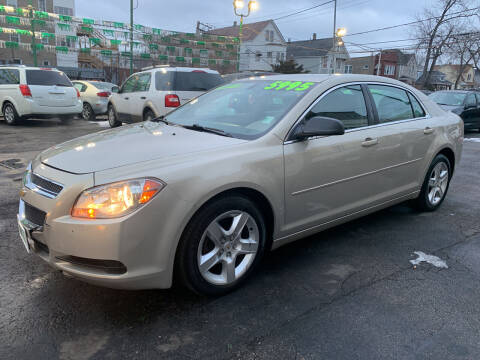 2012 Chevrolet Malibu for sale at Barnes Auto Group in Chicago IL
