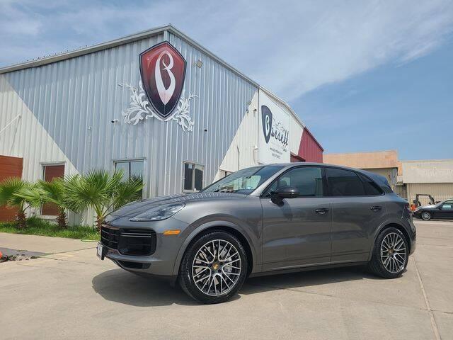 2019 Porsche Cayenne for sale at Barrett Auto Gallery in San Juan TX