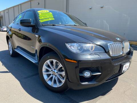 2012 BMW X6 for sale at Xtreme Truck Sales in Woodburn OR
