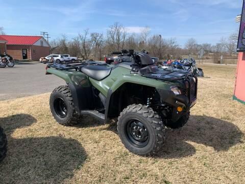 2021 Honda Rancher  for sale at Dan Powers Honda Motorsports in Elizabethtown KY