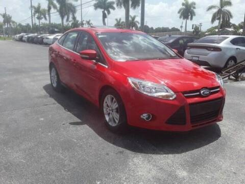 2012 Ford Focus for sale at Denny's Auto Sales in Fort Myers FL