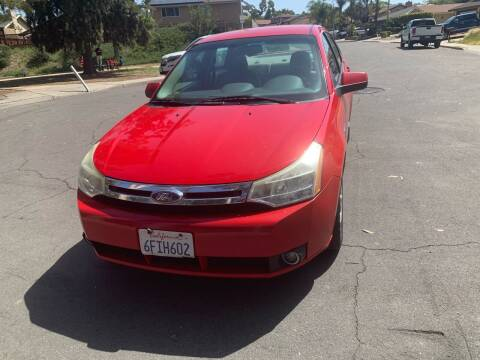 2008 Ford Focus for sale at Gold Coast Motors in Lemon Grove CA