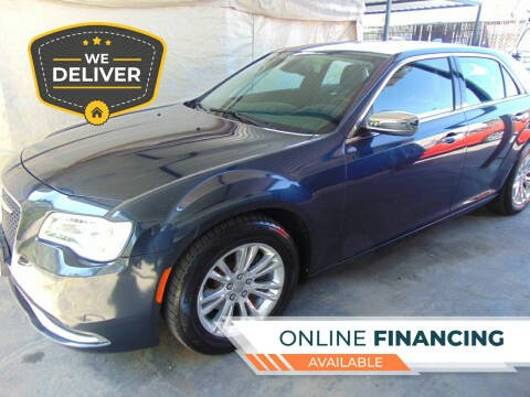 2016 Chrysler 300 for sale at So Cal Performance in San Diego CA