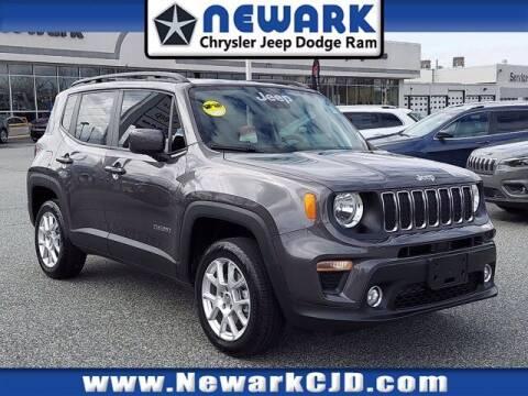 2020 Jeep Renegade for sale at NEWARK CHRYSLER JEEP DODGE in Newark DE