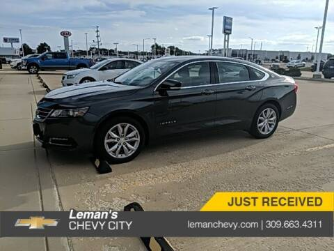 2019 Chevrolet Impala for sale at Leman's Chevy City in Bloomington IL