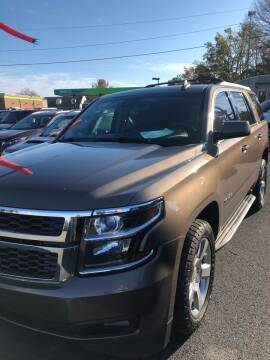 2016 Chevrolet Tahoe for sale at BRYANT AUTO SALES in Bryant AR