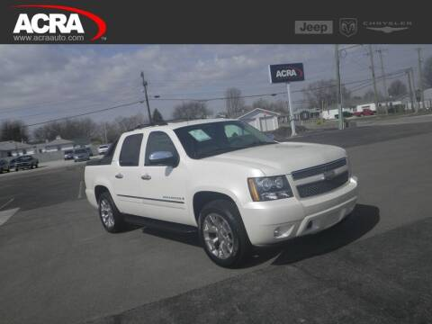 2009 Chevrolet Avalanche for sale at BuyRight Auto in Greensburg IN
