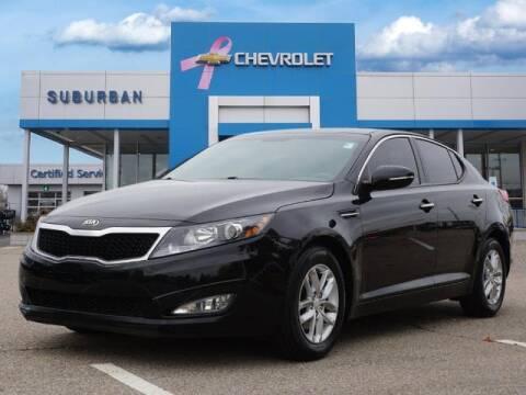 2013 Kia Optima for sale at Suburban Chevrolet of Ann Arbor in Ann Arbor MI