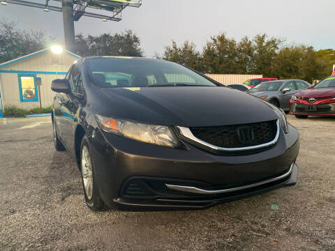 2013 Honda Civic for sale at Bargain Auto Sales in West Palm Beach FL