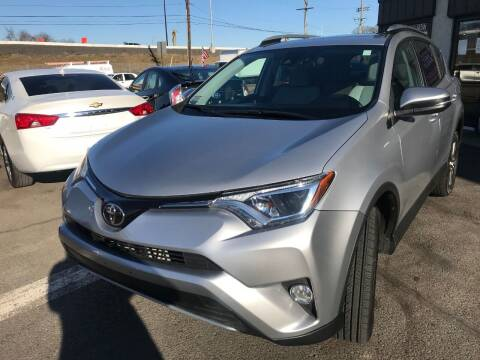 2017 Toyota RAV4 for sale at Luxury Unlimited Auto Sales Inc. in Trevose PA