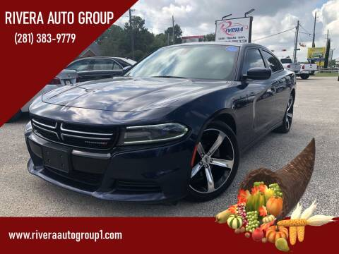 2017 Dodge Charger for sale at Rivera Auto Group in Spring TX