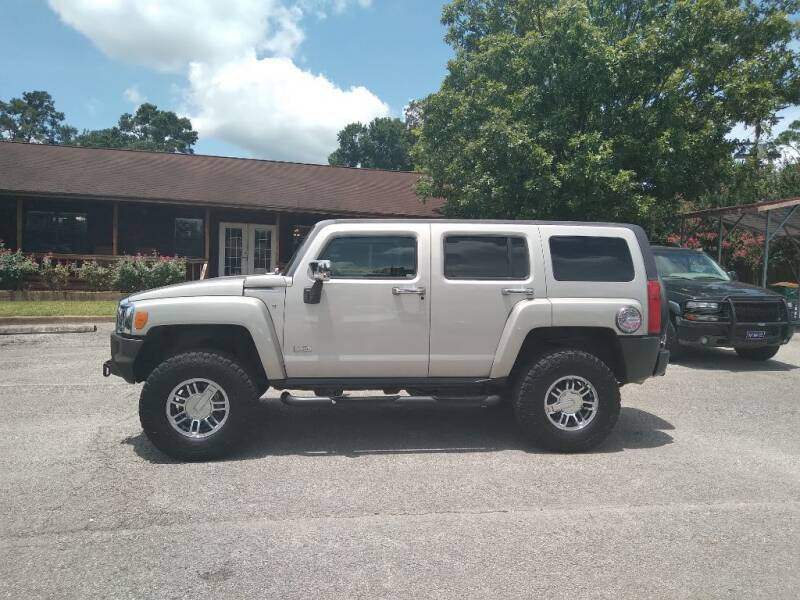 2007 HUMMER H3 for sale at Victory Motor Company in Conroe TX