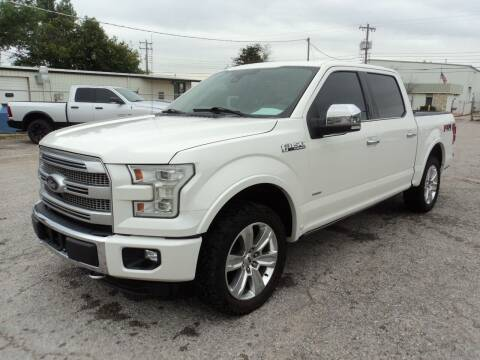 2016 Ford F-150 for sale at Grays Used Cars in Oklahoma City OK