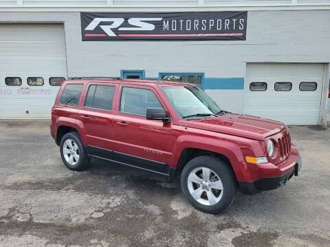 2012 Jeep Patriot for sale at RS Motorsports, Inc. in Canandaigua NY