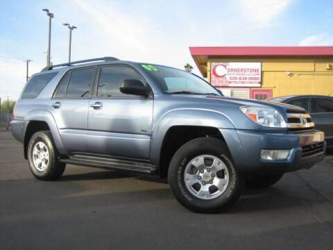 2005 Toyota 4Runner for sale at Cornerstone Auto Sales in Tucson AZ