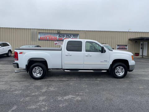 2009 GMC Sierra 2500HD for sale at Stikeleather Auto Sales in Taylorsville NC
