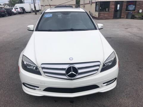 2011 Mercedes-Benz C-Class for sale at MR Auto Sales Inc. in Eastlake OH