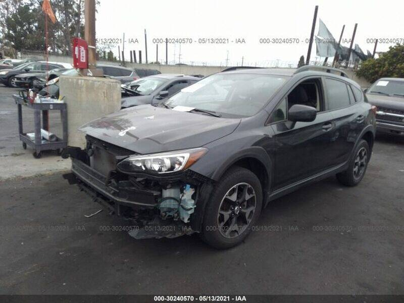2018 Subaru Crosstrek for sale at Ournextcar/Ramirez Auto Sales in Downey CA