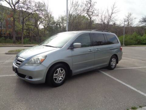 2007 Honda Odyssey for sale at ACH AutoHaus in Dallas TX