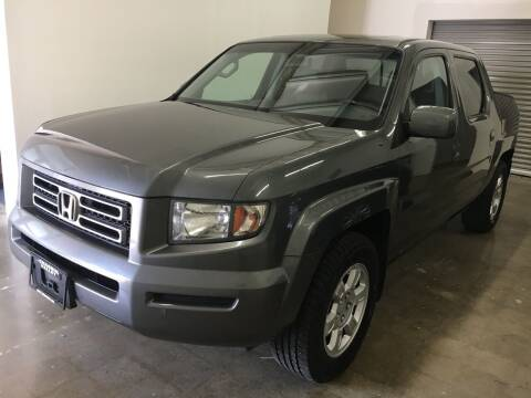 2008 Honda Ridgeline for sale at CHAGRIN VALLEY AUTO BROKERS INC in Cleveland OH