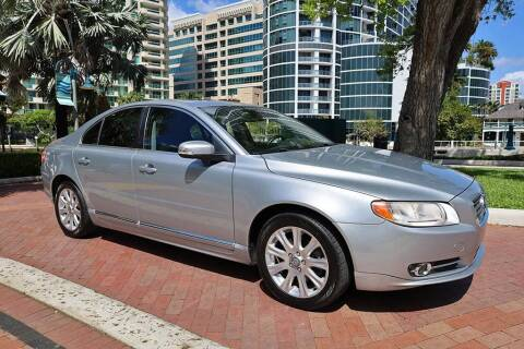 2011 Volvo S80 for sale at Choice Auto in Fort Lauderdale FL