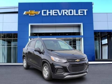 2017 Chevrolet Trax for sale at Ed Koehn Chevrolet in Rockford MI
