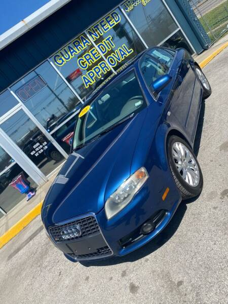 2008 Audi A4 for sale at Car Barn of Springfield in Springfield MO