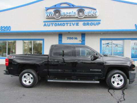 2018 Chevrolet Silverado 1500 for sale at The Wholesale Outlet in Blackwood NJ
