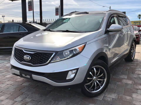 2013 Kia Sportage for sale at Unique Motors of Tampa in Tampa FL