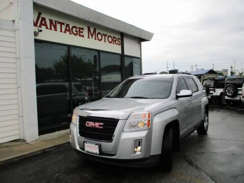 2015 GMC Terrain for sale at Vantage Motors LLC in Raytown MO