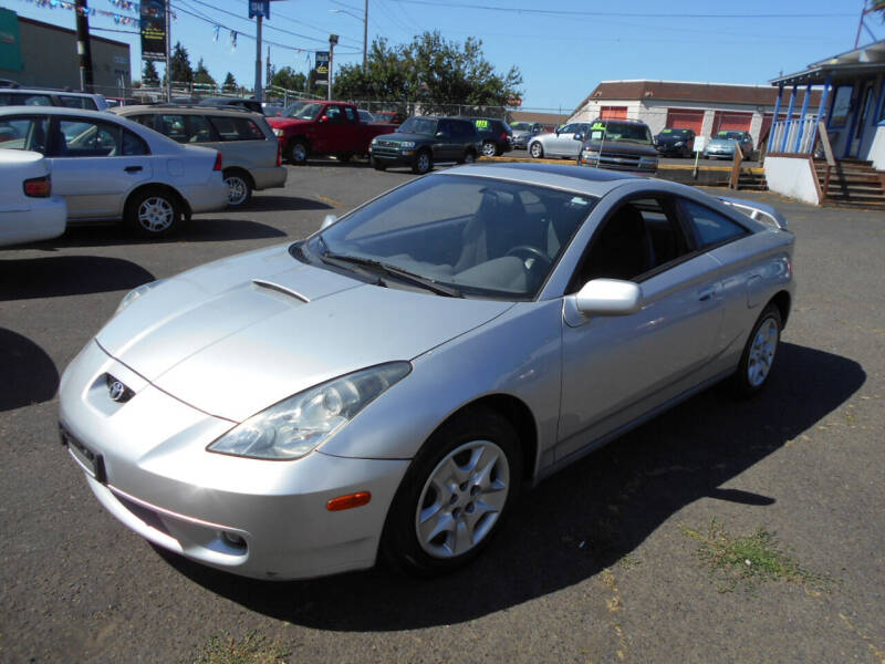 2000 Toyota Celica for sale at Family Auto Network in Portland OR