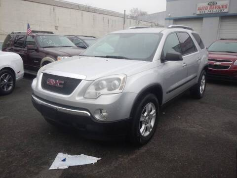 2009 GMC Acadia for sale at 103 Auto Sales in Bloomfield NJ