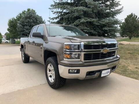 2014 Chevrolet Silverado 1500 for sale at Tobias of Blue Star Auto Group in Frederick CO