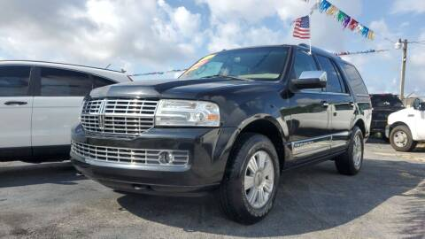 2014 Lincoln Navigator for sale at GP Auto Connection Group in Haines City FL