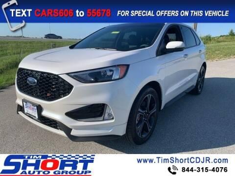 2019 Ford Edge for sale at Tim Short Chrysler in Morehead KY