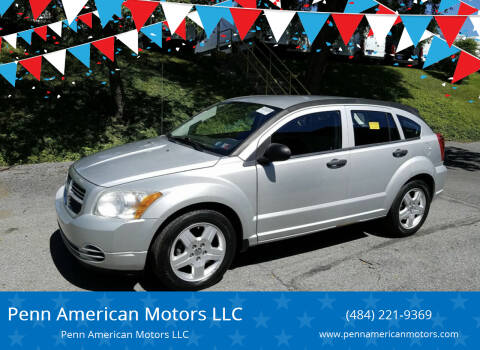 2008 Dodge Caliber for sale at Penn American Motors LLC in Allentown PA